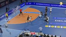 Handball: Portugal vs France 1/24/2021