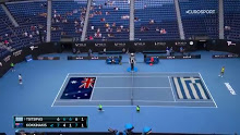 Australian Open: Stephanos Tsitsipas vs…