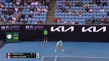 Australian Open: Denis Shapovalov vs…