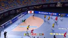 Handball: Sweden vs Belarus 1/20/2021