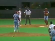 MLB: Philadelphia vs Houston 4/27/1988