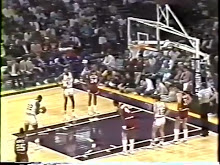 NBA: Utah vs Philadelphia 11/30/1987<br>