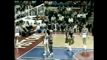 NBA: Detroit vs L.A. Lakers 1/19/1986