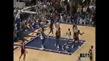 NBA: Chicago vs Indiana 4/13/1989