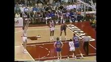 NBA: Chicago vs Cleveland 4/22/1988