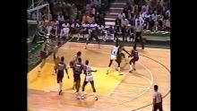 NBA: Milwaukee vs Detroit 12/6/1988