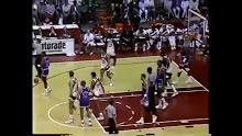 NBA: Atlanta vs New York 12/27/1988