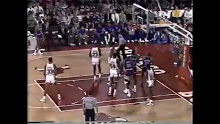 NBA: Chicago vs New York 12/29/1988