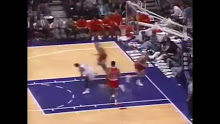 NBA: New York vs Chicago 3/28/1995<br>