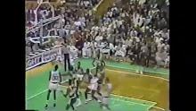 NBA: Boston vs Seattle 12/13/1989