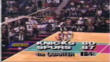 NBA: San Antonio vs Phoenix 11/17/1993