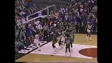 NBA: Dallas vs Portland 4/26/1990