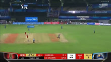 Cricket: IPL M Mumbai Indians vs Royal…