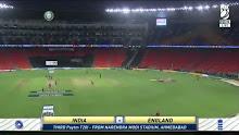 Cricket: India vs England T 3/20/2021<br>