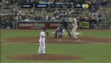 MLB: San Diego at L.A. Dodgers 6/9/2009