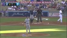 MLB: San Diego at L.A. Dodgers 9/3/2012<br>