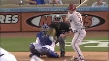 MLB: Arizona at L.A. Dodgers 8/31/2012<br>
