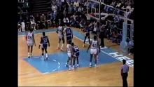 MBB: North Carolina vs Duke 1/18/1986