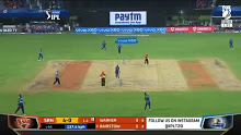 Cricket: IPL Mumbai vs Hyderabad Game…