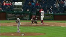 MLB: San Francisco at Philadelphia 4/20/2021