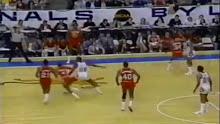 MBB: Georgetown vs Fresno State 3/18/1982