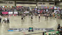 Roller Derby World Cup 2014: England vs…