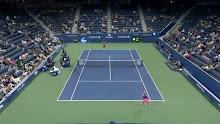 US Open: Dadvis vs Andrescu 8/31/2021