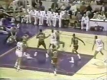 NBA: Chicago vs Cleveland 5/5/1998