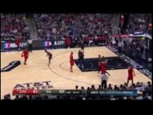 NBA: Chicago at San Antonio 12/25/2016