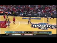 WNBA: Minnesota at Washington 9/17/2017